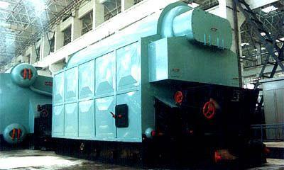 DZL series blind coal steam boiler