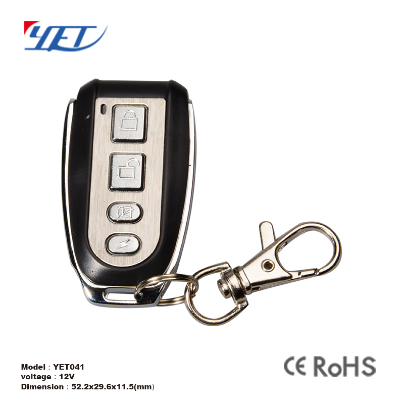 12V universal garage door remote control receiver