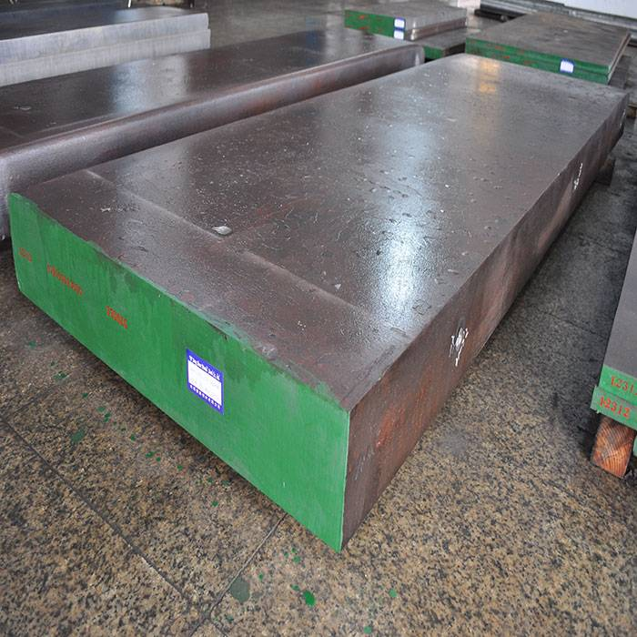 Plastic mould steel P20+S steel (1.2312) supply
