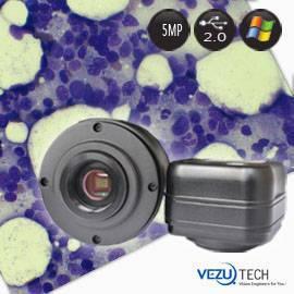 5Mp Digital Microscope Camera
