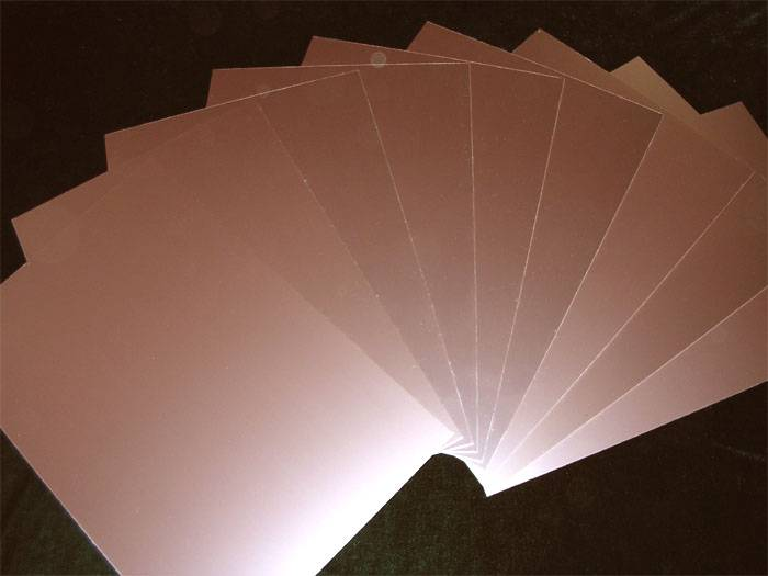 FR-2 Phenolic Paper Copper Clad Laminate