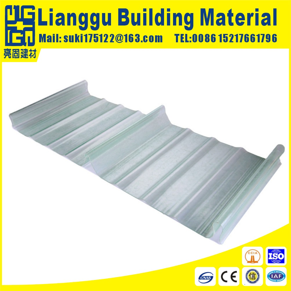 tourist attractions shed frp fiberglass roofing sheet