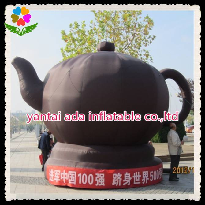Inflatable Teaport