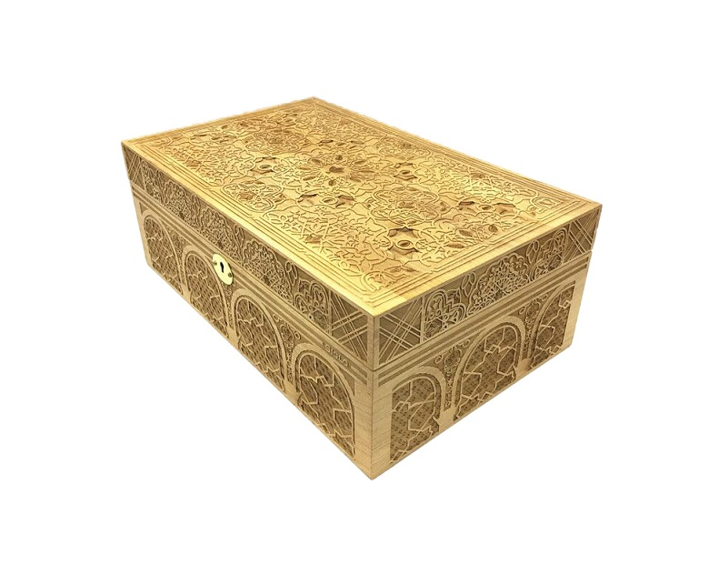 Promotion portable super quality wood cigar boxes wood humidor