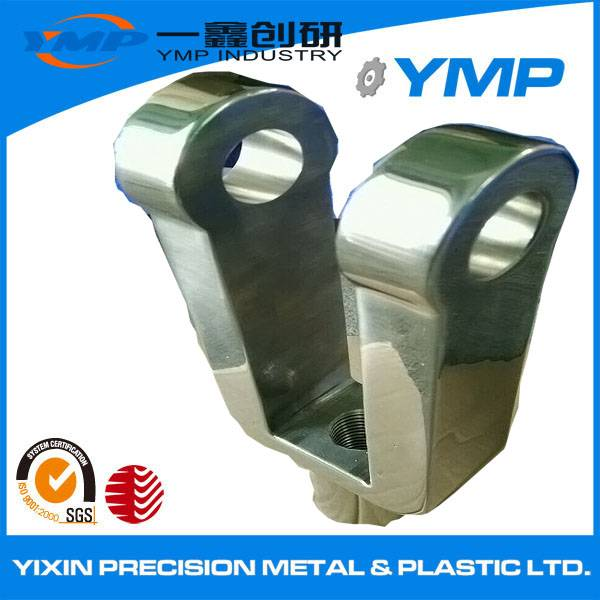 competitive price cnc milling stainless steel precision machined part