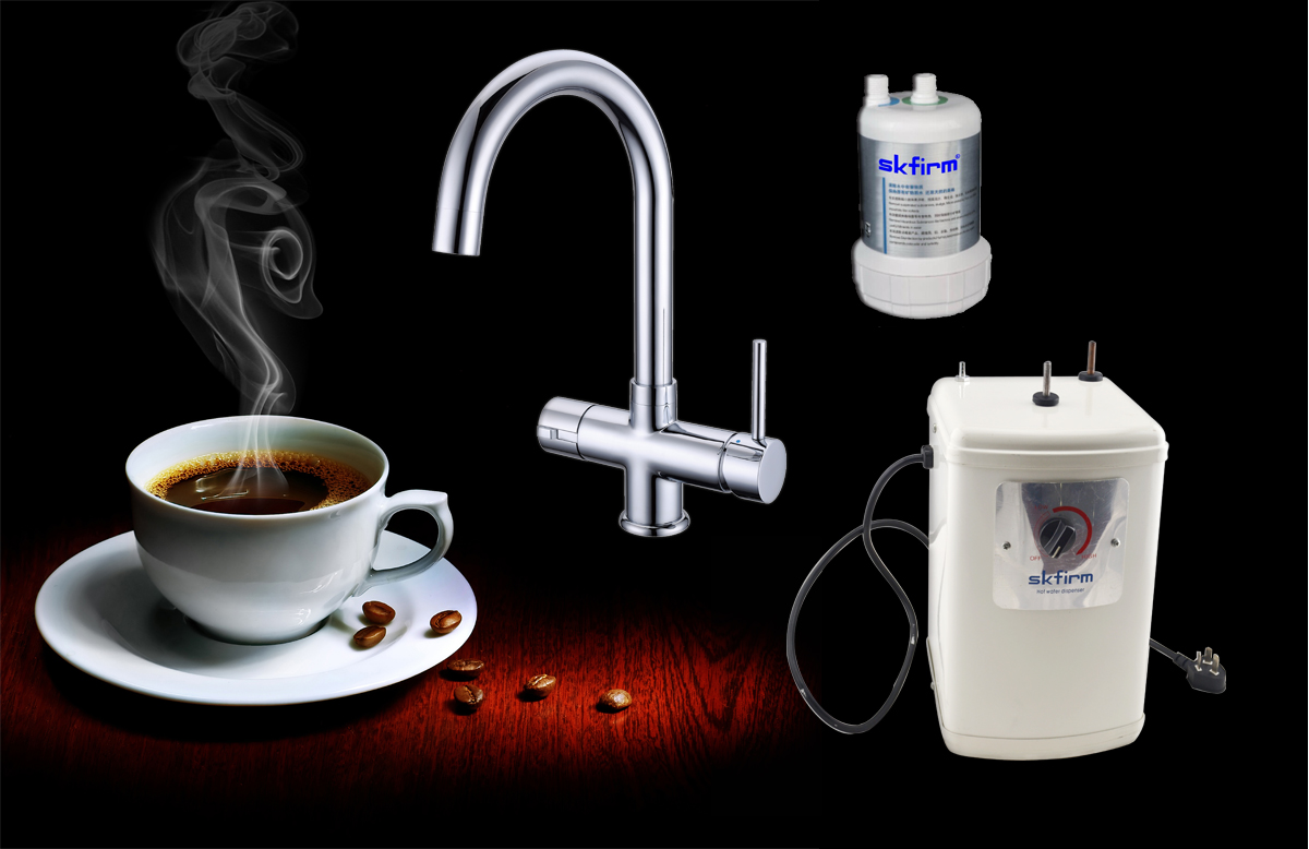 Instant Boiling water tap drinking taps max 98 degree