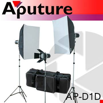 705w flash kits with three soft box and stand