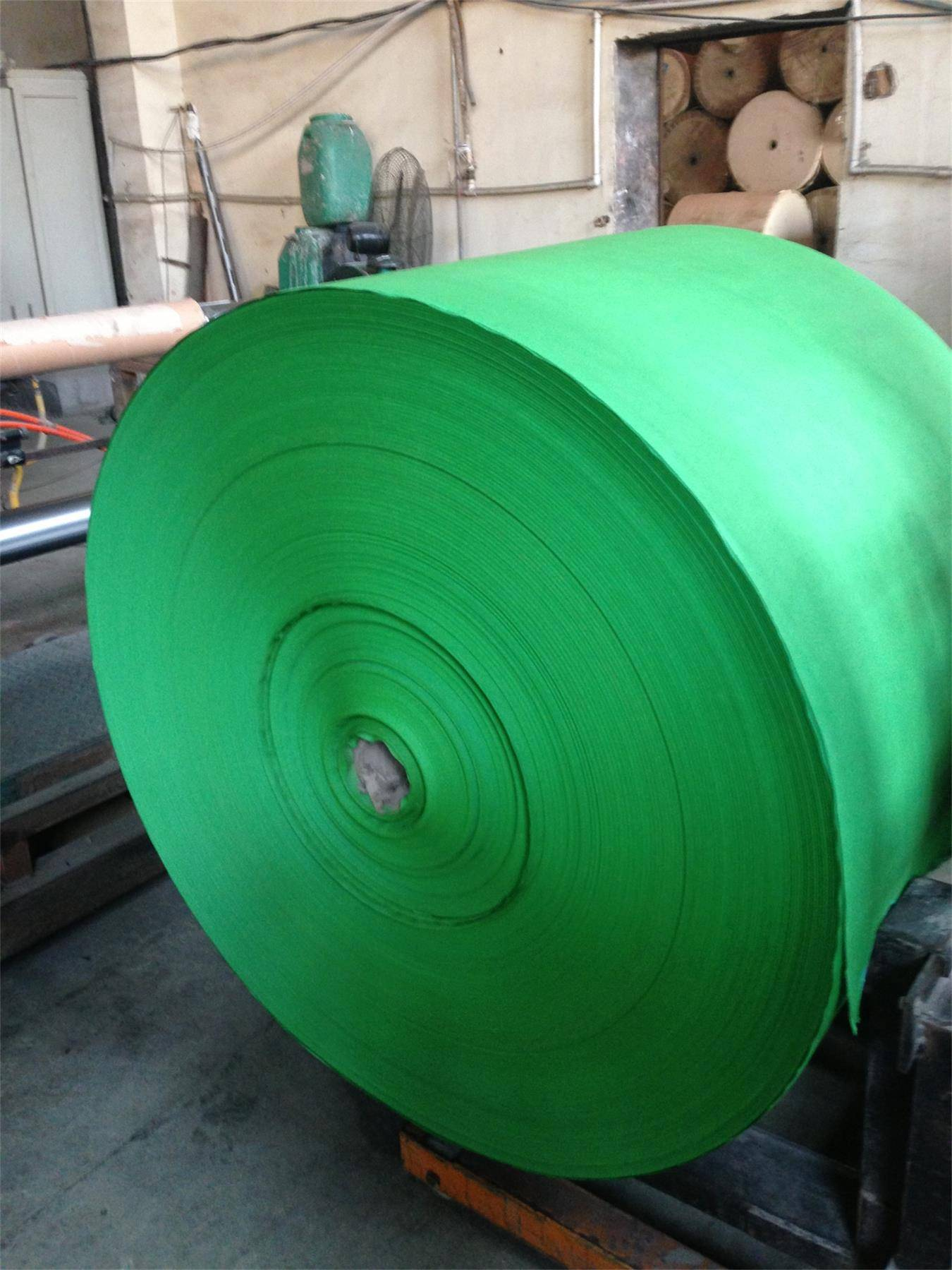green cooling pad base paper