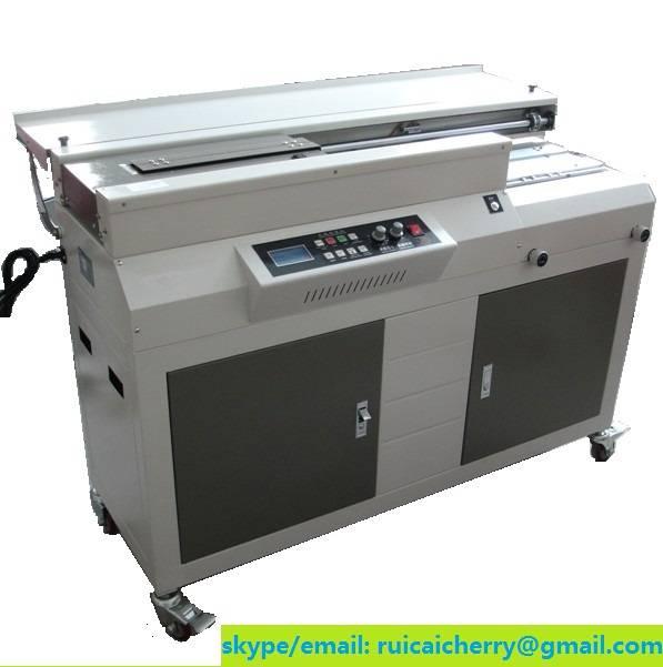 50A+ Product Presentation Binder Machine  Binding Machine