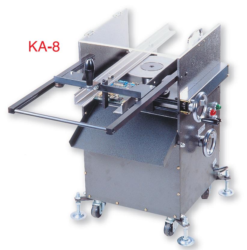 KA-8 PCB Lead Cutter - by hand pushing