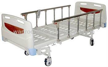 Economic ABS Three Functions Electric Medical Bed