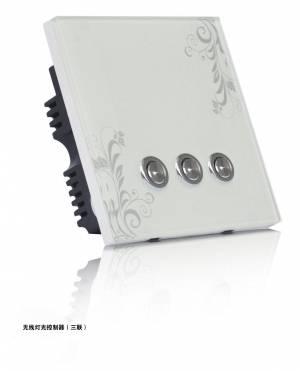 Smart wireless light control switch