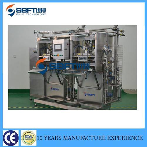 aseptic bag in box filling machine