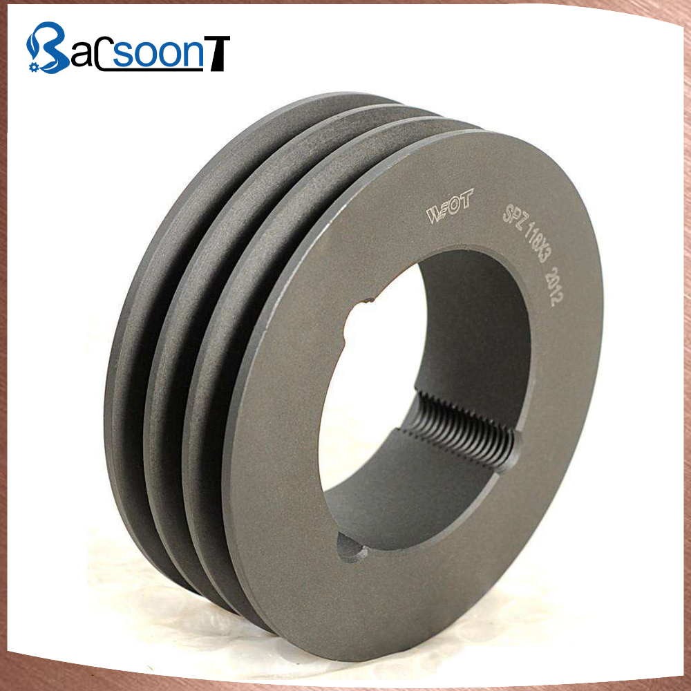 Sand casting steel belt sheave made in China