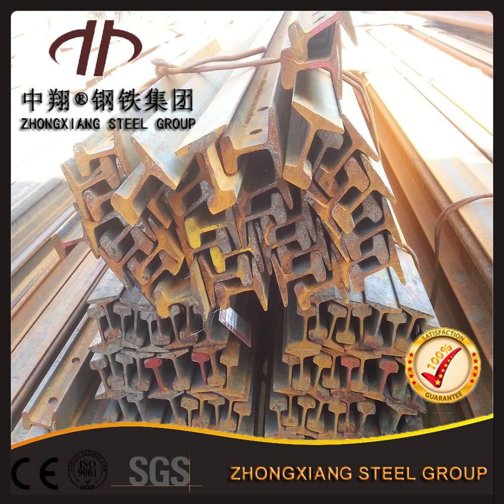 18kg/m railway steel rails
