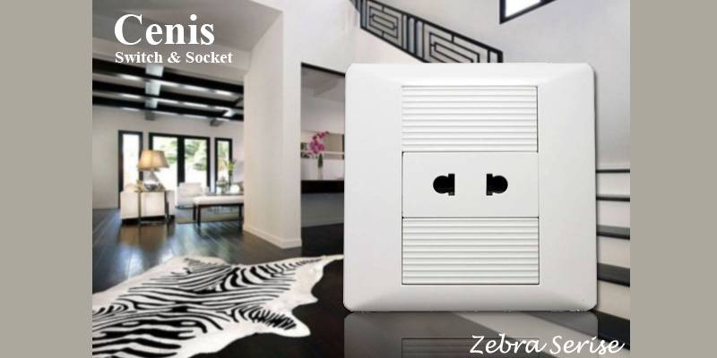 High Quality Wall Switch zebra series