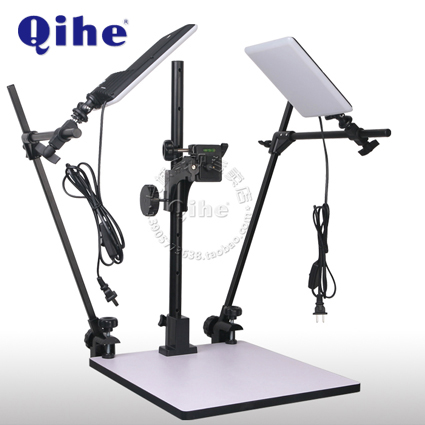 QH-L081LED Copy Stand with Lifting 58cm,Led Light