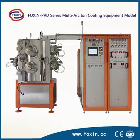 Vacuum Chrome Coating Machine For Tools