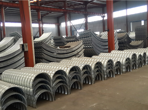 Hot Sale Corrugated Steel Culvert Pipe