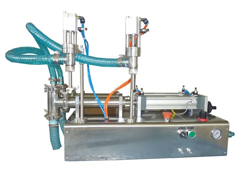 Double Head Liquid Filling Machine(G2WY)