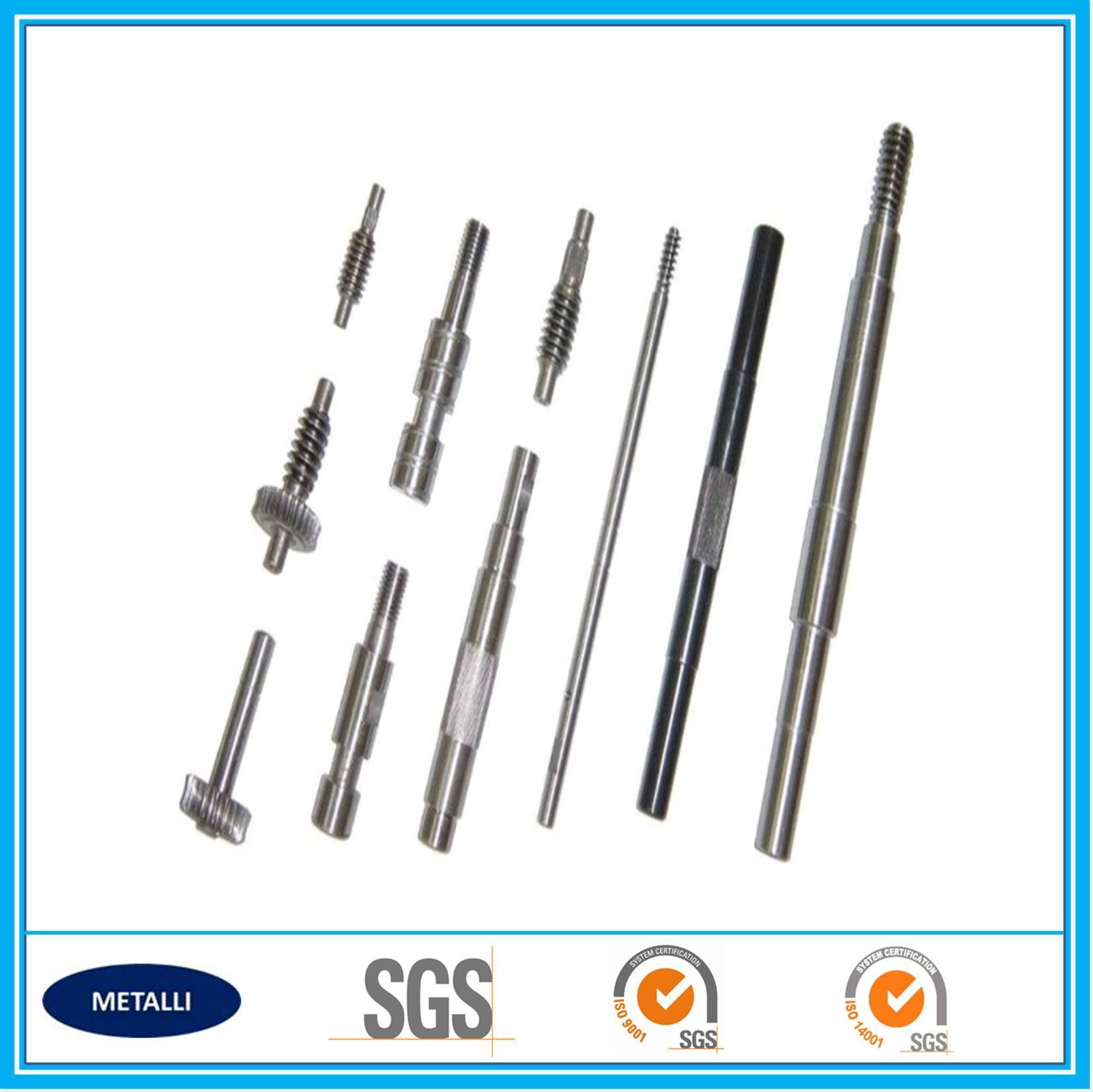 high precision cnc machining shaft