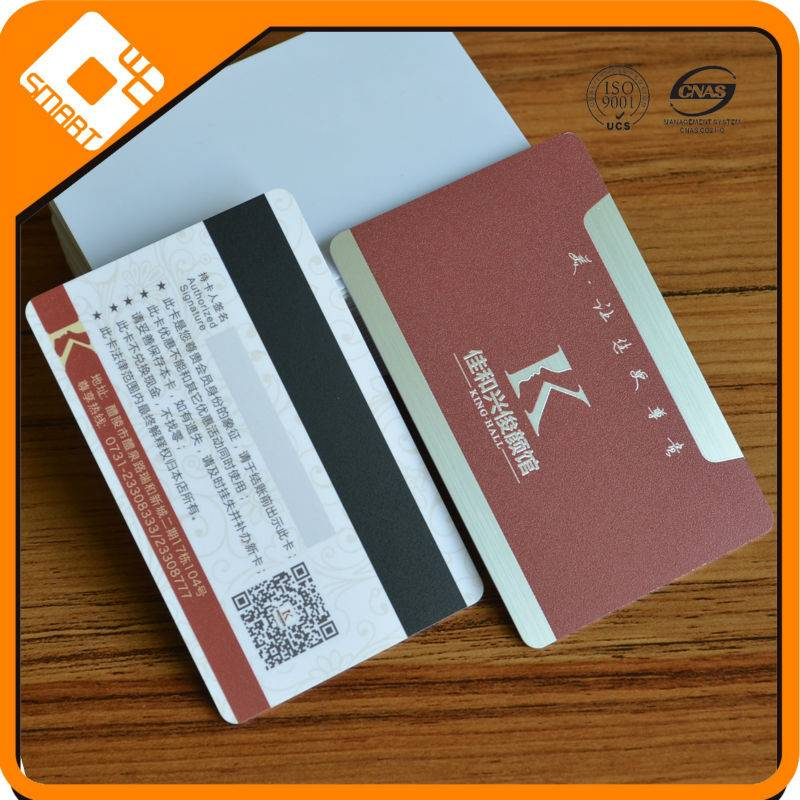 NEXQO Provided More than 150 Million Cards to the World in 2015. Plastic pvc RFID card, Bio PVC NFC
