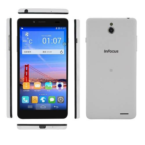 """4G NFC Smartphone with 5"""" IPS Screen, Qualcomm S400MSM89261.2GHz Quad Core. Android OS"""