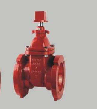 FM Approved AWWA C515/509 Resilient Seat Gate Valve