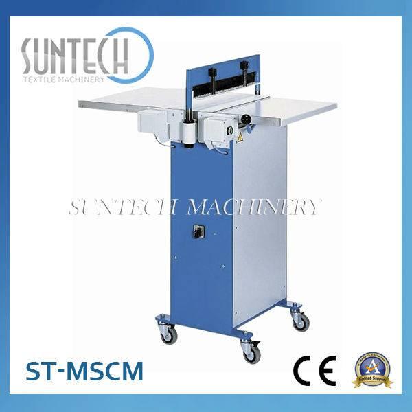 SUNTECH Motorized Fabric Sample Cutting Machine