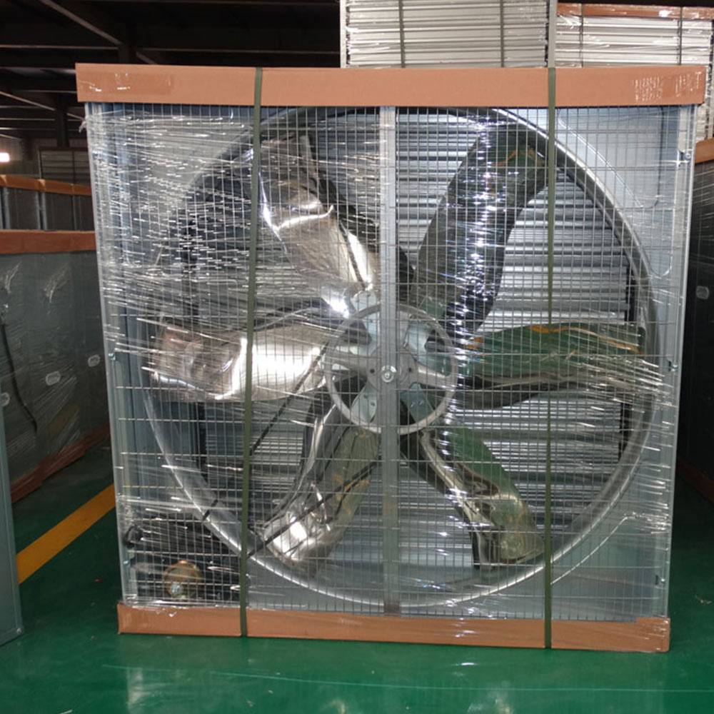 50'' CE certificate negative pressure poultry/greenhouse exhaust fan