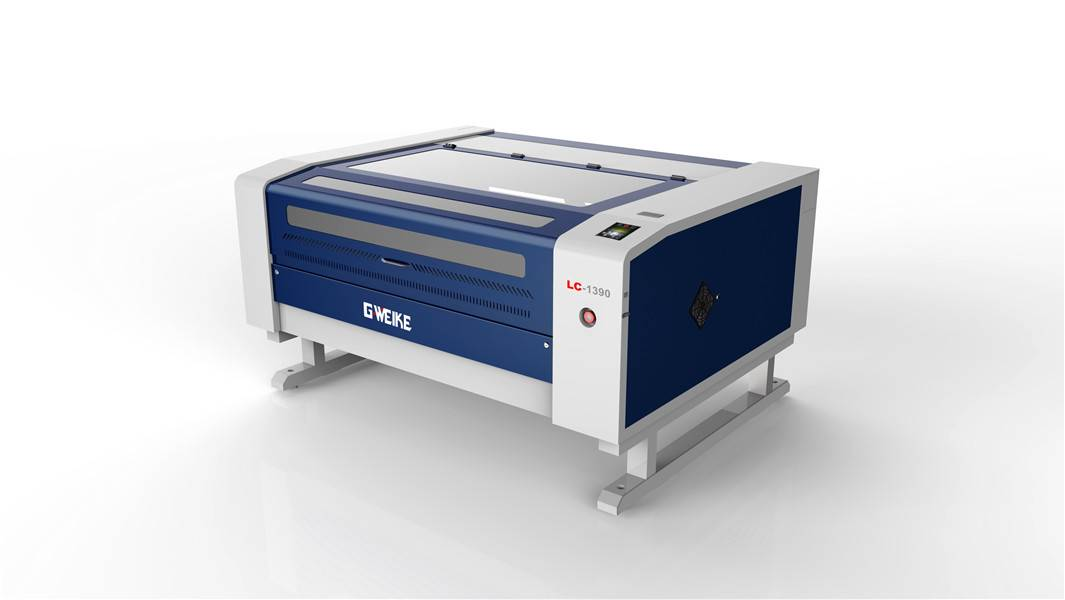 Laser cutting machine (Storm 1390)