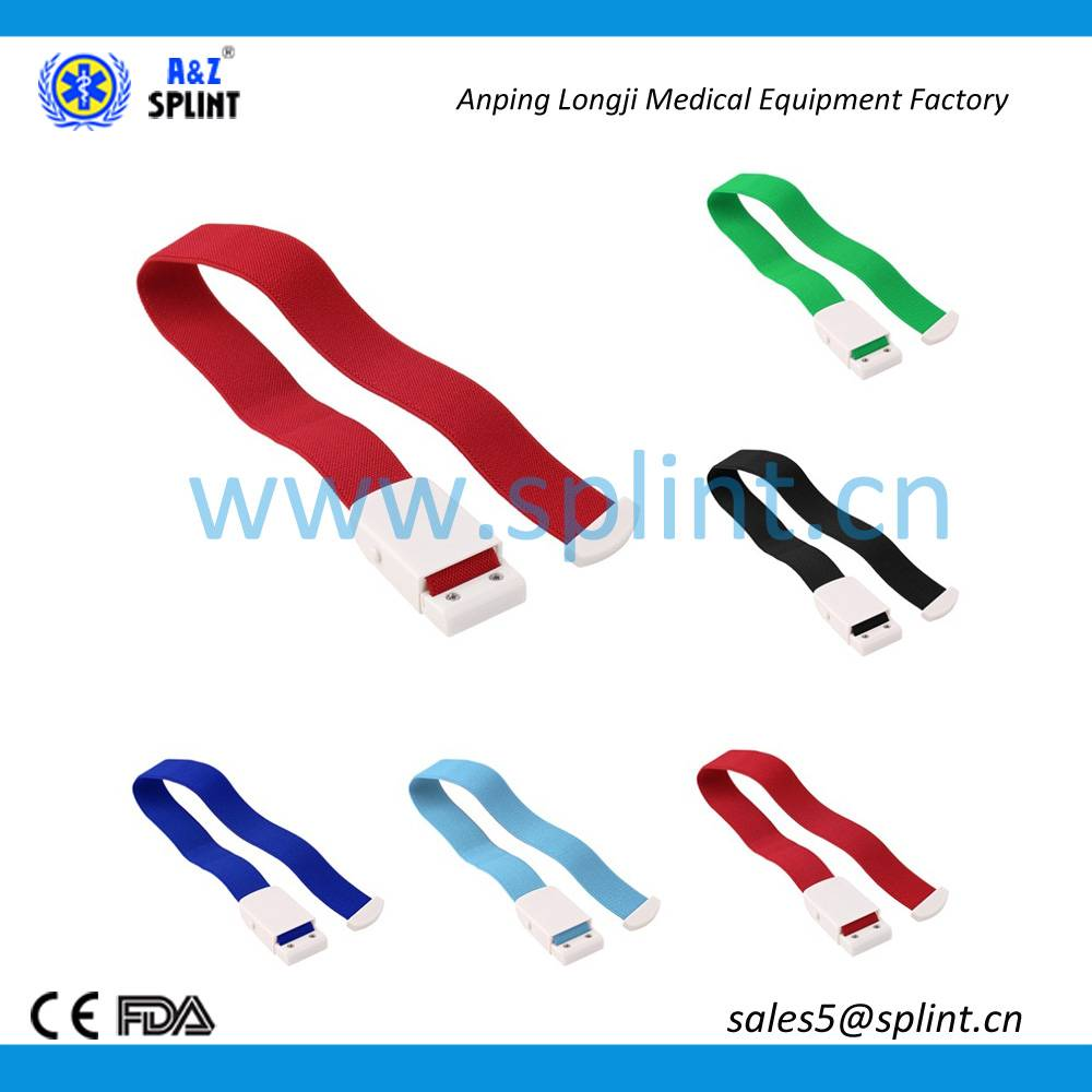 First-aid medical elastic tourniquet buckle tourniquet