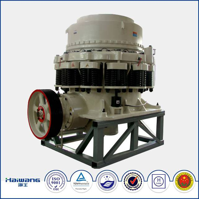 Haiwang Spring Cone Crusher Machine for Sale