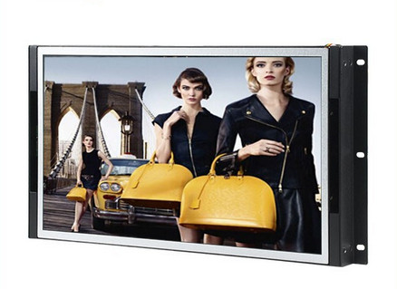10 inch open frame advertising screen