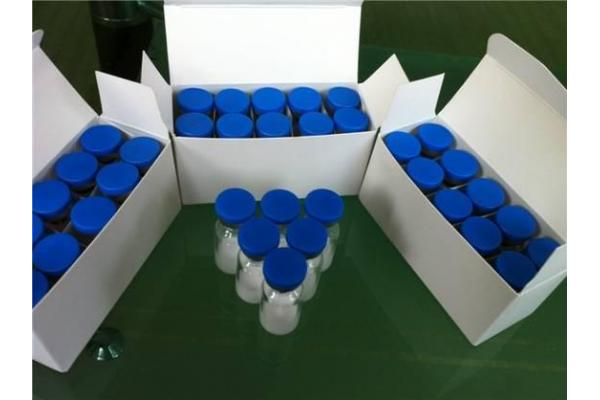 Cjc-1295 with Dac Peptides Cjc-1295 (2mg/Vial) for Muscle Enhance CJC-1295 Acetate CAS 863288-34-0