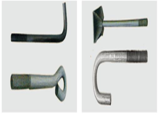 Foundation anchor bolt