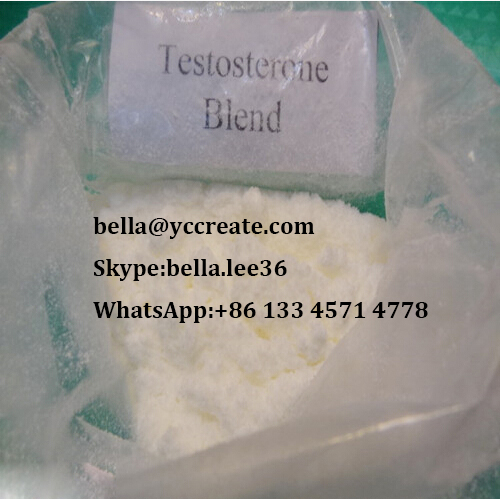 Top Quality Steroid Powder Sustanon 250 for Muscle Building