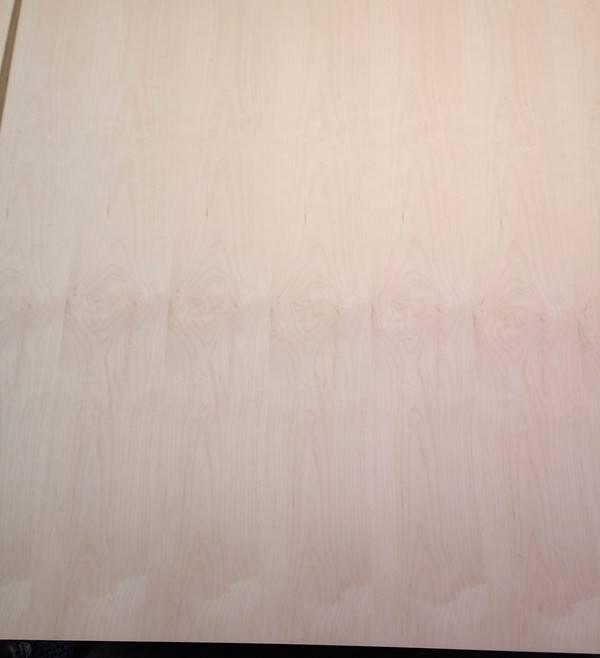 Natural Alder Veneered Plywood/MDF