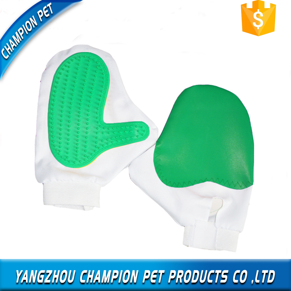 Well Selling Dog Pet Grooming Glove