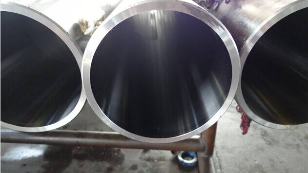Seamless Carbon And Alloy Steel Tube For Mechanical Tubes