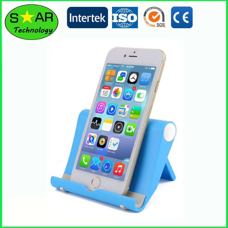 ABS Phone Bracket With Silicone Bottom