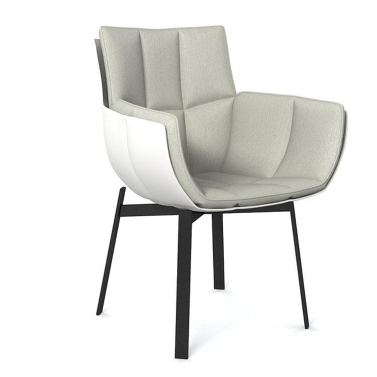 Big Husk Outdoor Armchair Replica