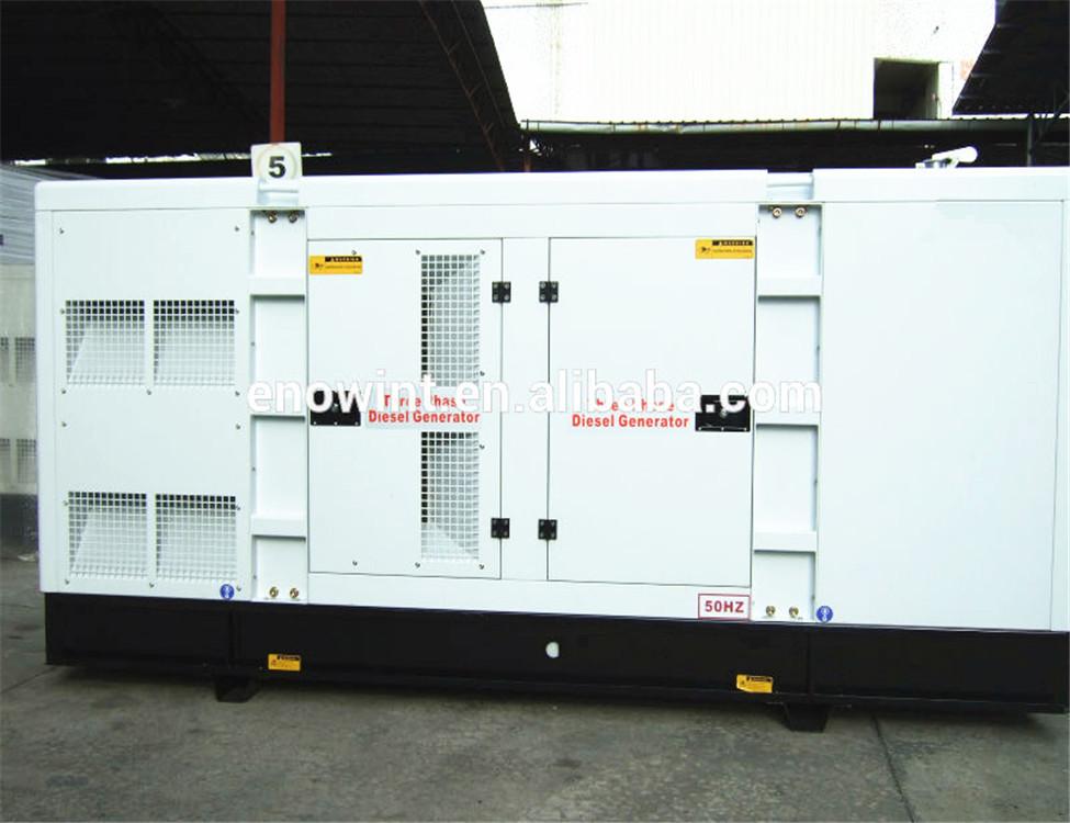 625KVA diesel generator set