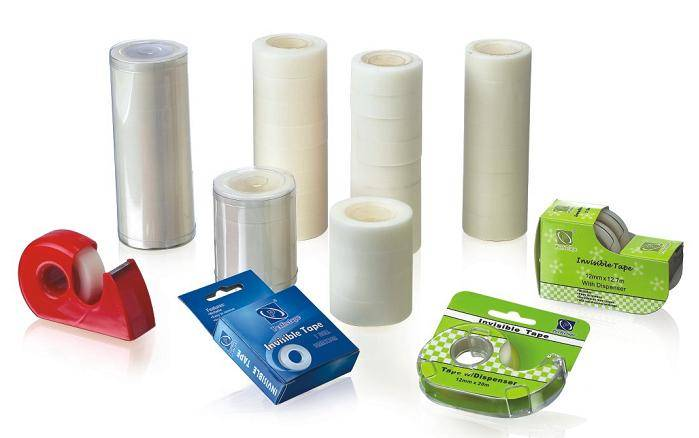 Invisible Mending Office Stationery Tape