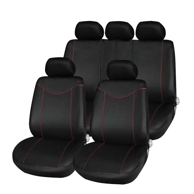 PU Leather Car Seat Cover, Car Interior Accessories, Car Seat Cusion
