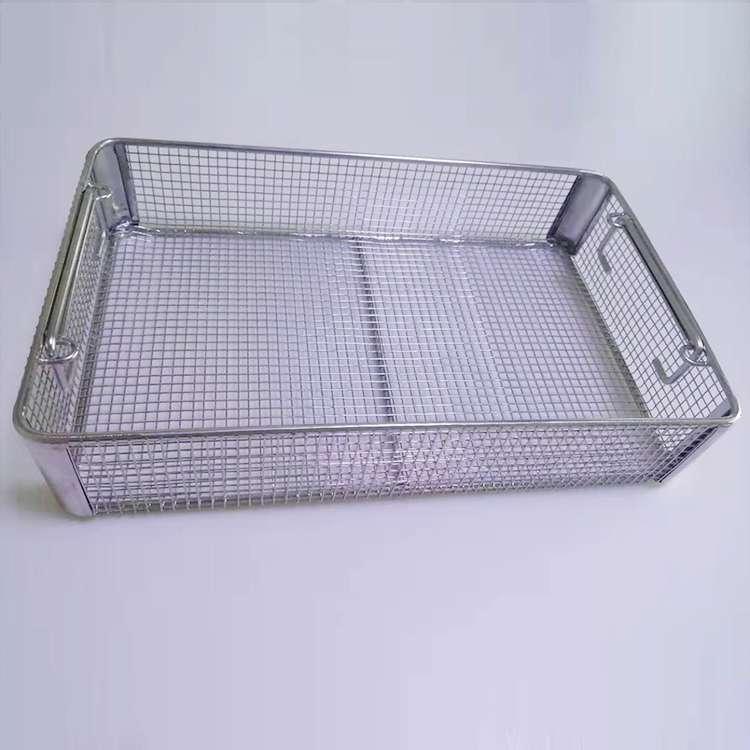 Stainless Steel Instruments Sterilized Basket