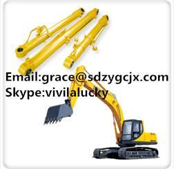 Hydraulic boom cylinder arm cylinder,bucket cylinder for PC400-3 excavator