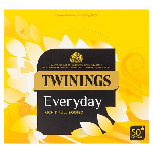 Twinings Everyday Envelopes 50s