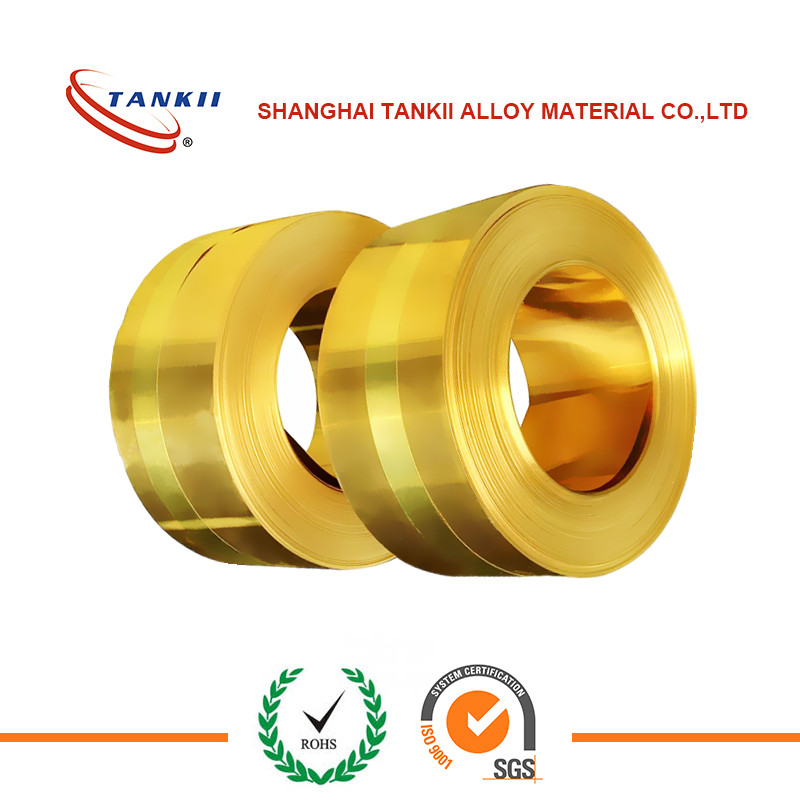 C17200 /C17500/C17510 Beryllium Copper Strip