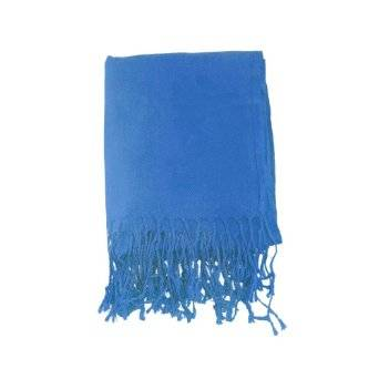 Hollywood Solid Pashmina Scarf for The Celebaity Movie Star